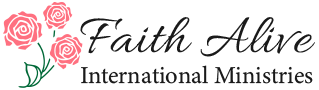 Faith Alive International Ministries Logo