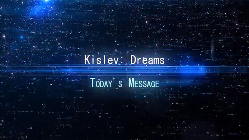 Kislev: Dreams